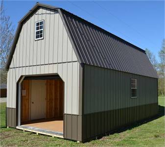 Two Story Garages