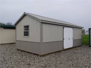 Deluxe Cottage Sheds
